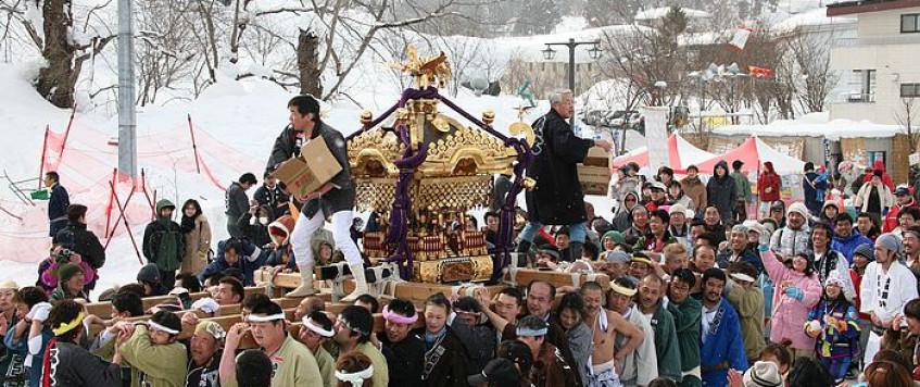 日本東北 不能錯過的冬季慶典